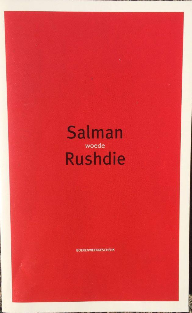 Salmon Rushdie woede